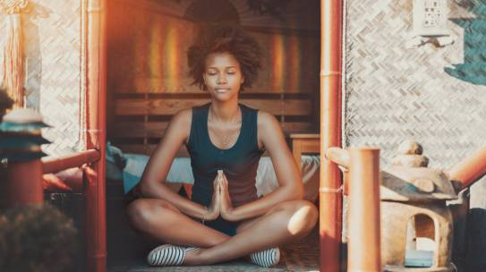 The Self-Healing Mind – How Meditation Can Help Ease Anxiety, Pain and Depression