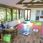 Cornish retreat venue UK