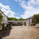 Lower Marsh Farm Courtyard