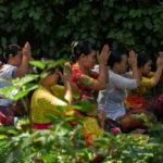 Ceremony Staff Bali Mandala