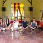 Yoga Group Bali Mandala