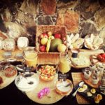food at EcoTara