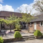 retreat converted barns east sussex