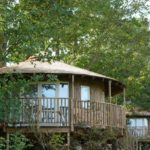 retreat eco-lodge treehouse east sussex