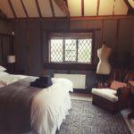 retreat farmhouse bedroom east sussex