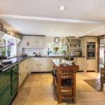 retreat farmhouse kitchen east sussex