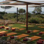 Suites Alba Yoga Outdoor Place