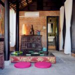 Communal Snug Gratitude Vietnam, retreat centre Vietnam