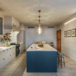 Villa Olivo_open plan spacious kitchen