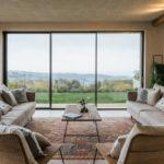 Villa Olivo_Downstairs open plan lounge
