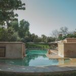 Pool. Les Deux Tours, Marrakech