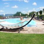 pool wiew side